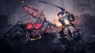 Nioh 2 The First Samurai Wallpaper 72600