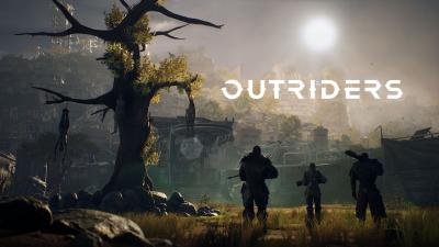 Outriders Video Game PS5 Wallpaper 72291