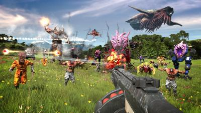 Serious Sam Desktop Wallpaper 71933