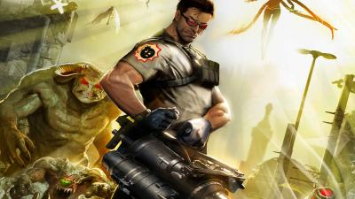 Serious Sam Video Game Wallpaper 71934