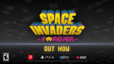 Space Invaders Forever Video Game Wallpaper 72619