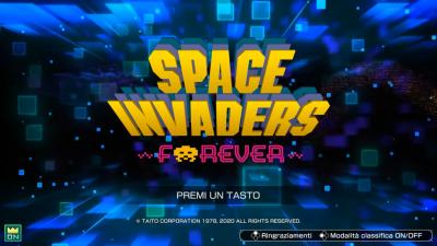 Space Invaders Forever Wallpaper 72621