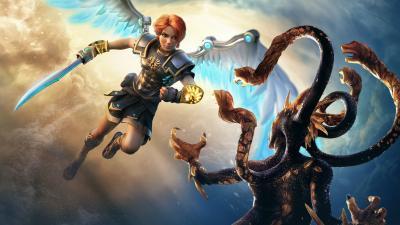 Video Game Immortals Fenyx Rising Wallpaper 72431