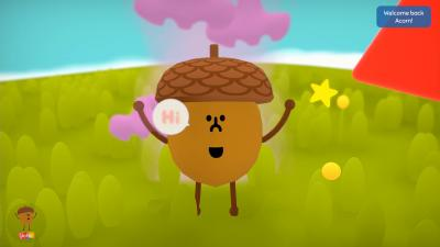 Wattam Acorn Wallpaper 69869