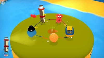 Wattam Background Wallpaper 69879
