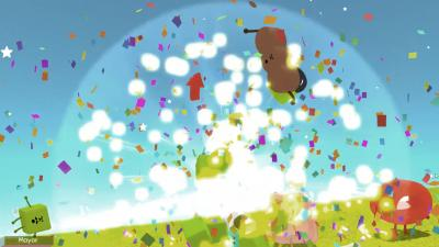 Wattam Friendship Wallpaper 69884