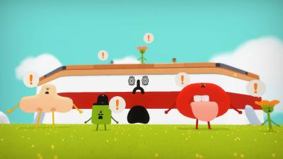 Wattam HD Wallpaper 69872