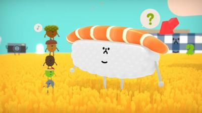 Wattam Video Game Wallpaper 69875