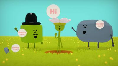 Wattam Wallpaper 69870