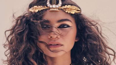 Zendaya Face Wallpaper 70331