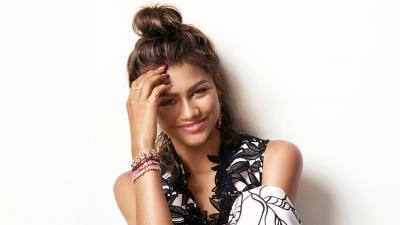 Zendaya Smile Wallpaper 70323