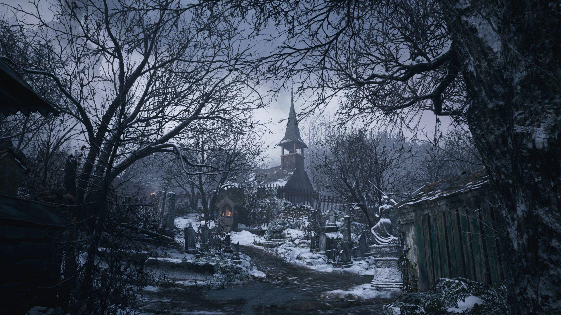 video game resident evil village wallpaper 72283
