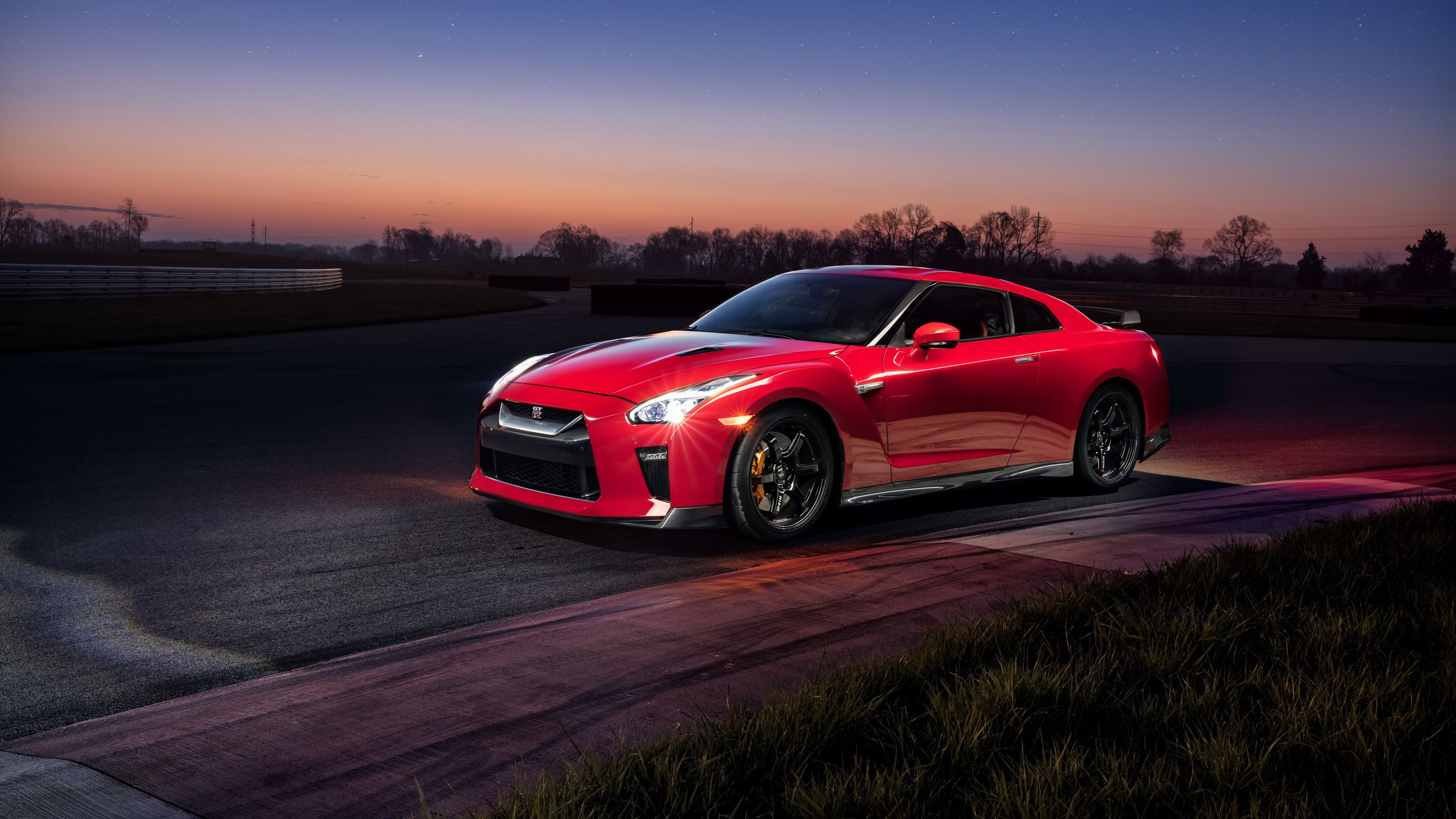 4k red nissan gtr wallpaper 71686