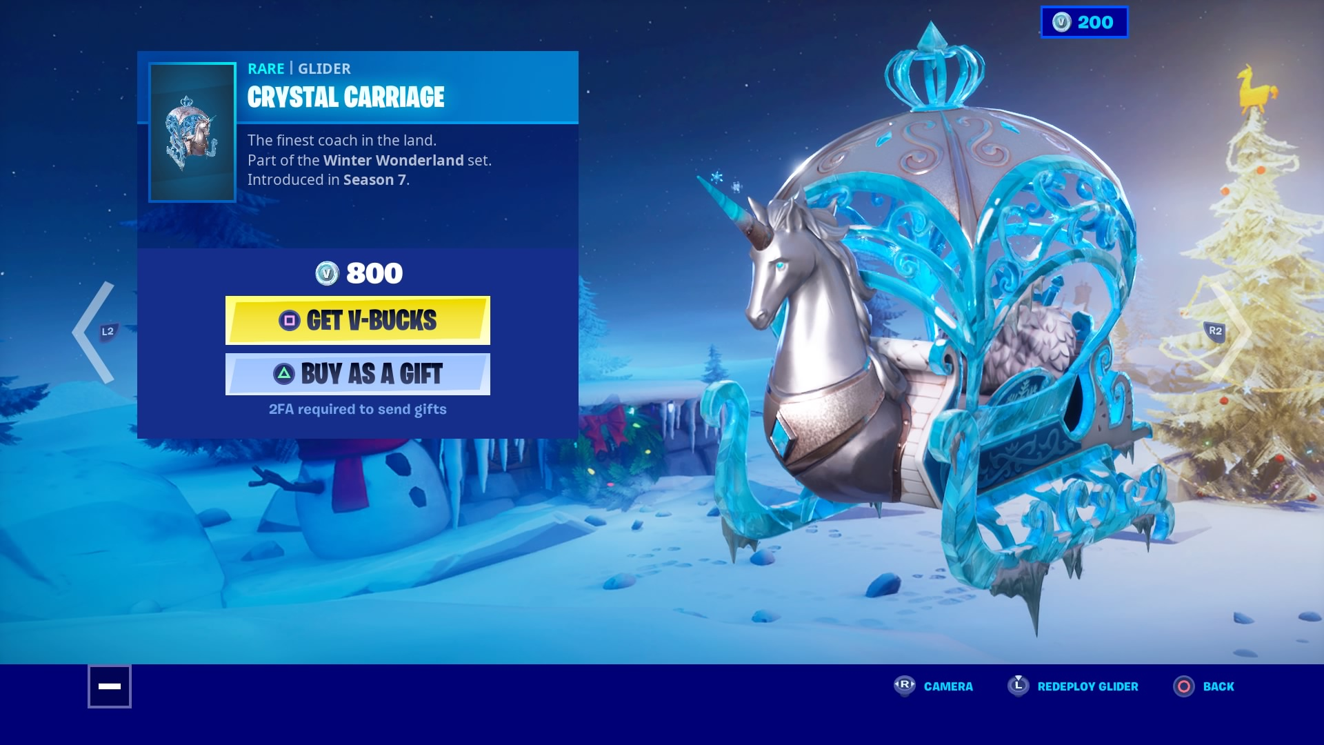 fortnite crystal carriage wallpaper 69944