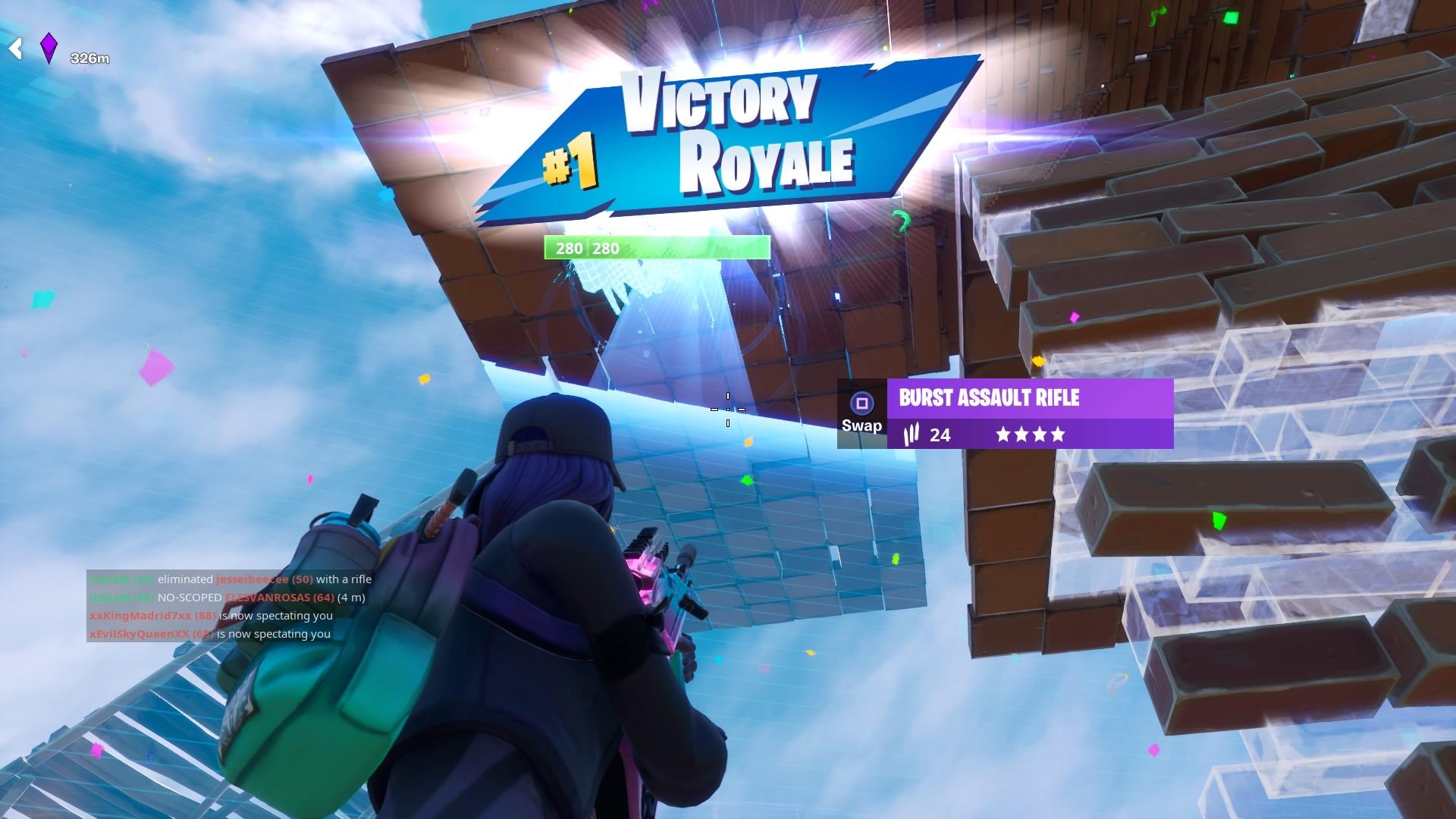 fortnite victory 71189