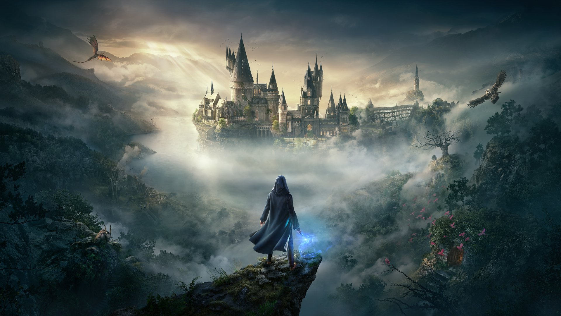 hogwarts legacy video game wallpaper 72358