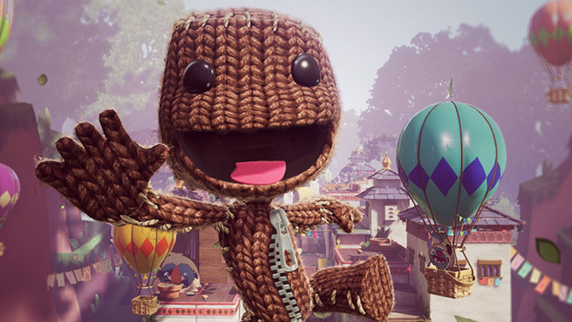 sackboy a big adventure video game wallpaper 72182