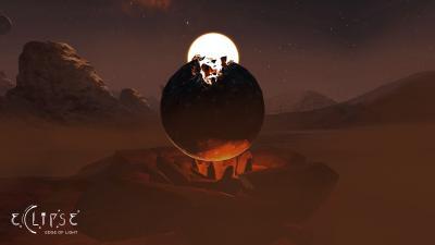 Eclipse Edge of Light Game VR Wallpaper 70024