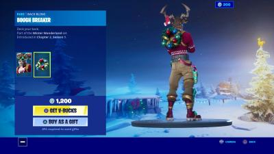 Fortnite Bough Breaker Wallpaper 69939