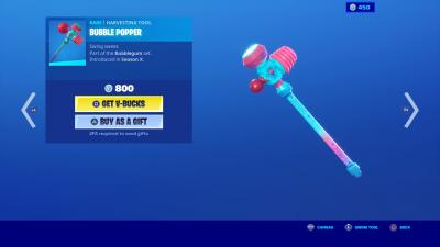 Fortnite Bubble Popper Wallpaper 71184