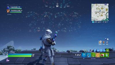 Fortnite Fireworks Wallpaper 69930