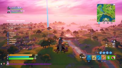Fortnite Helicopter Flying HD Wallpaper 71180