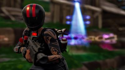 Fortnite Redline Background Wallpaper 71825