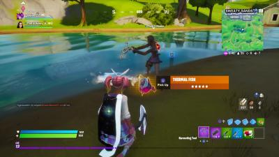 Fortnite Thermal Fish HD Wallpaper 71772