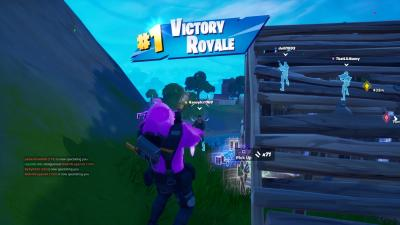 Fortnite Victory Wallpaper 71245