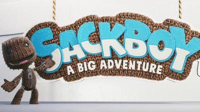 Game Sackboy A Big Adventure Wallpaper 72184