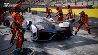 Gran Turismo 7 Background Wallpaper 72374