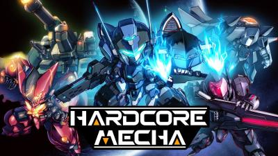 Hardcore Mecha Background Wallpaper 70016