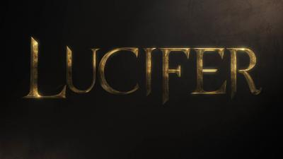 Lucifer Logo Wallpaper 70279