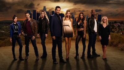 Lucifer TV Show Background Wallpaper 70278