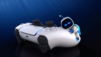 PS5 Controller Wallpaper 72046