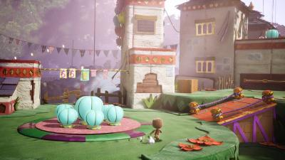 Sackboy A Big Adventure Game Wallpaper 72180