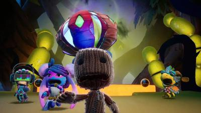 Sackboy A Big Adventure Wallpaper 72183