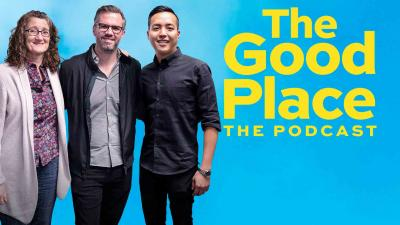 The Good Place Podcast Wallpaper 70284