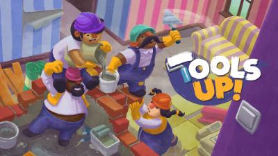Tools Up Game HD Wallpaper 69997