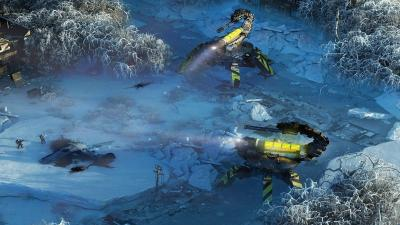 Wasteland 3 Game Photos Wallpaper 71573