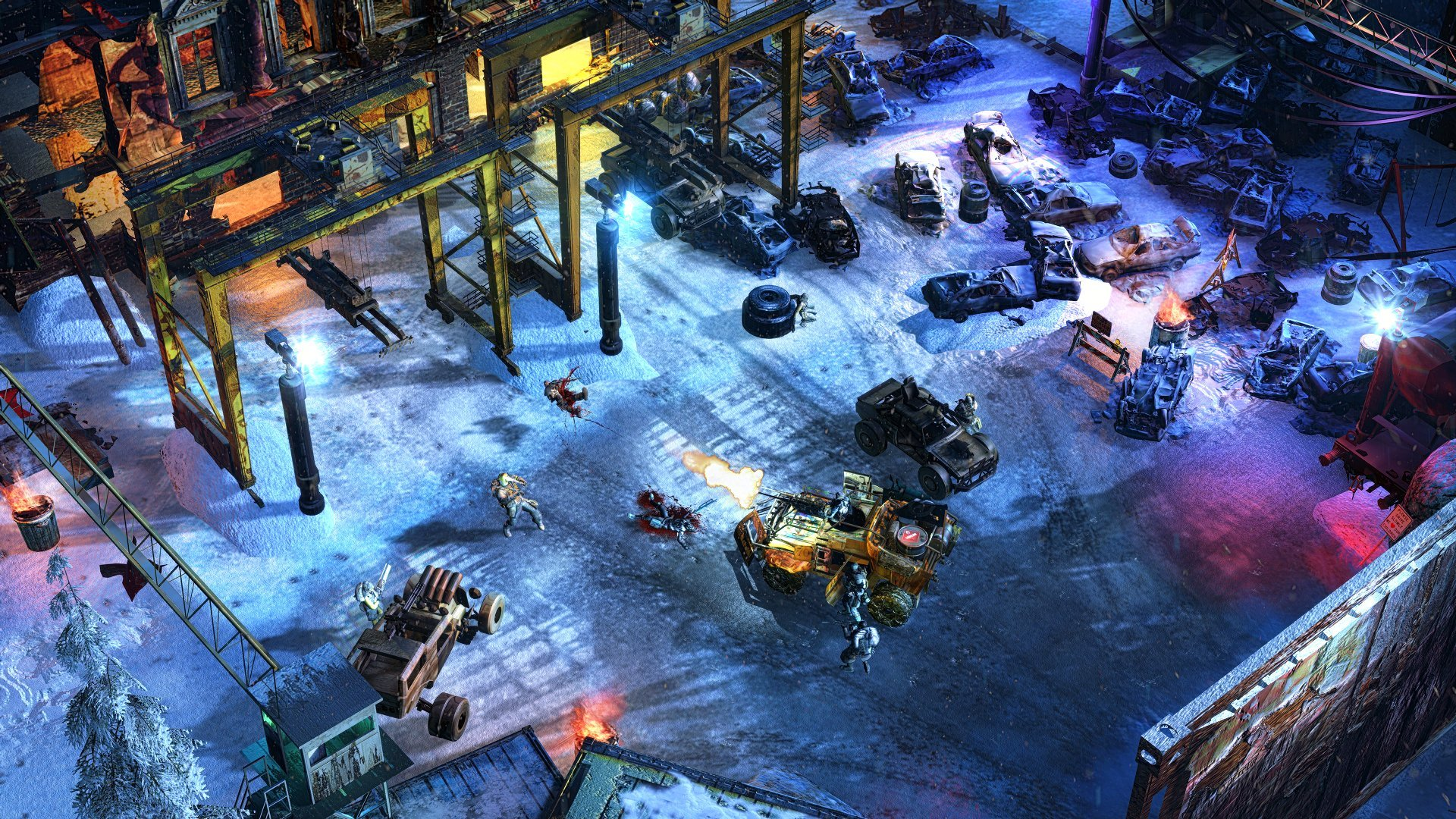 wasteland 3 game hd wallpaper 71566
