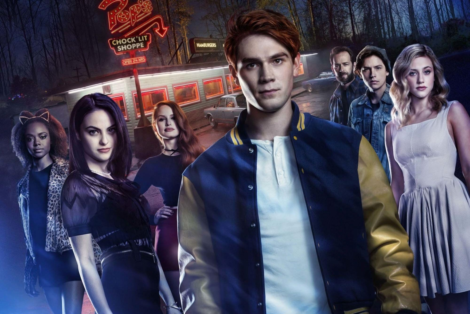 riverdale show wide wallpaper 70095