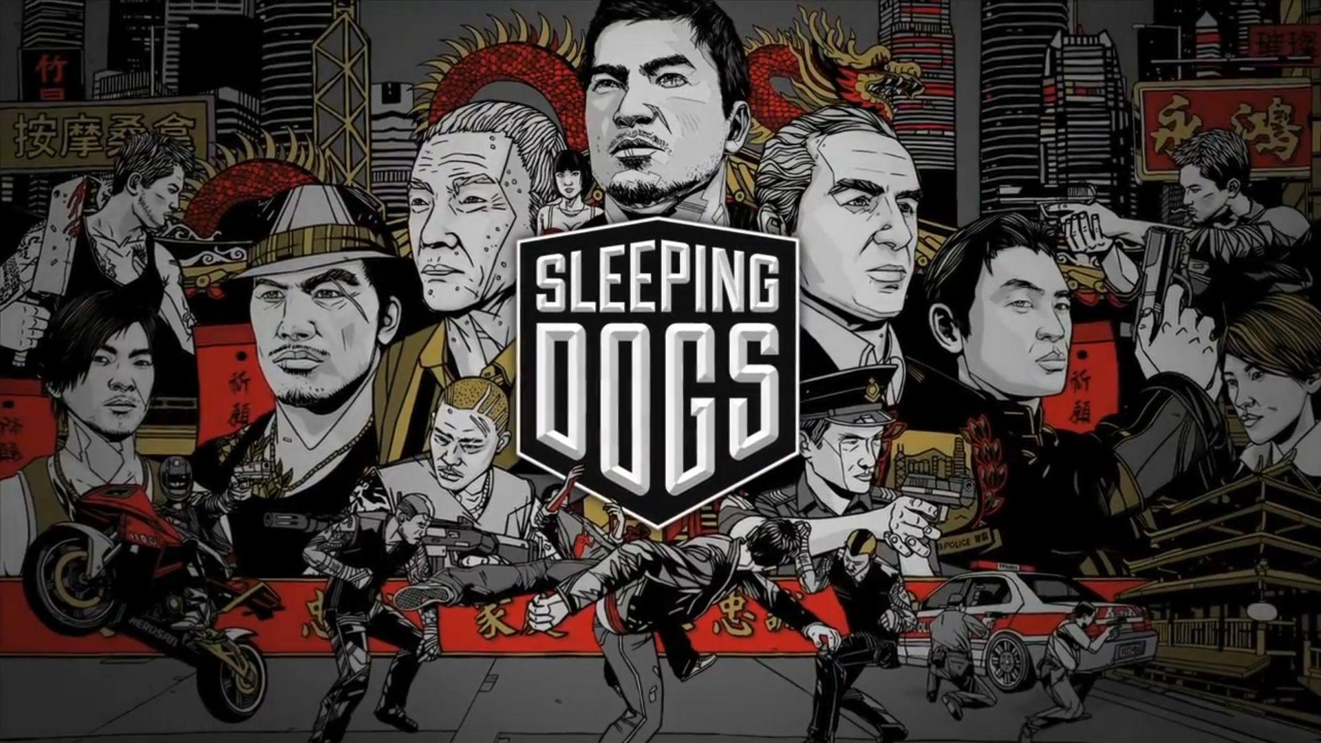 sleeping dogs desktop wallpaper 70826