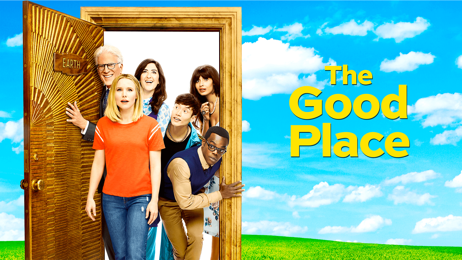 the good place hd wallpaper 70294