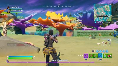Fortnite Coral Castle Location Wallpaper 71504
