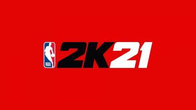 NBA 2K21 Logo Wallpaper 71832