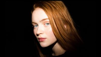 Sadie Sink Face HD Wallpaper 70398