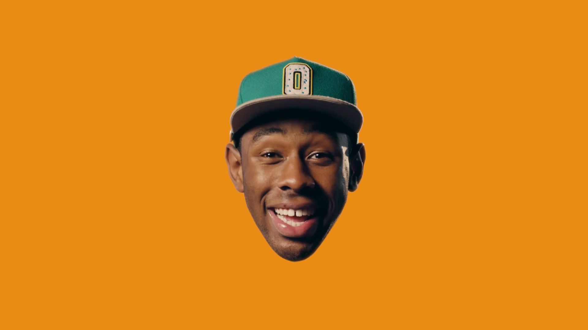 tyler the creator face wallpaper 70401