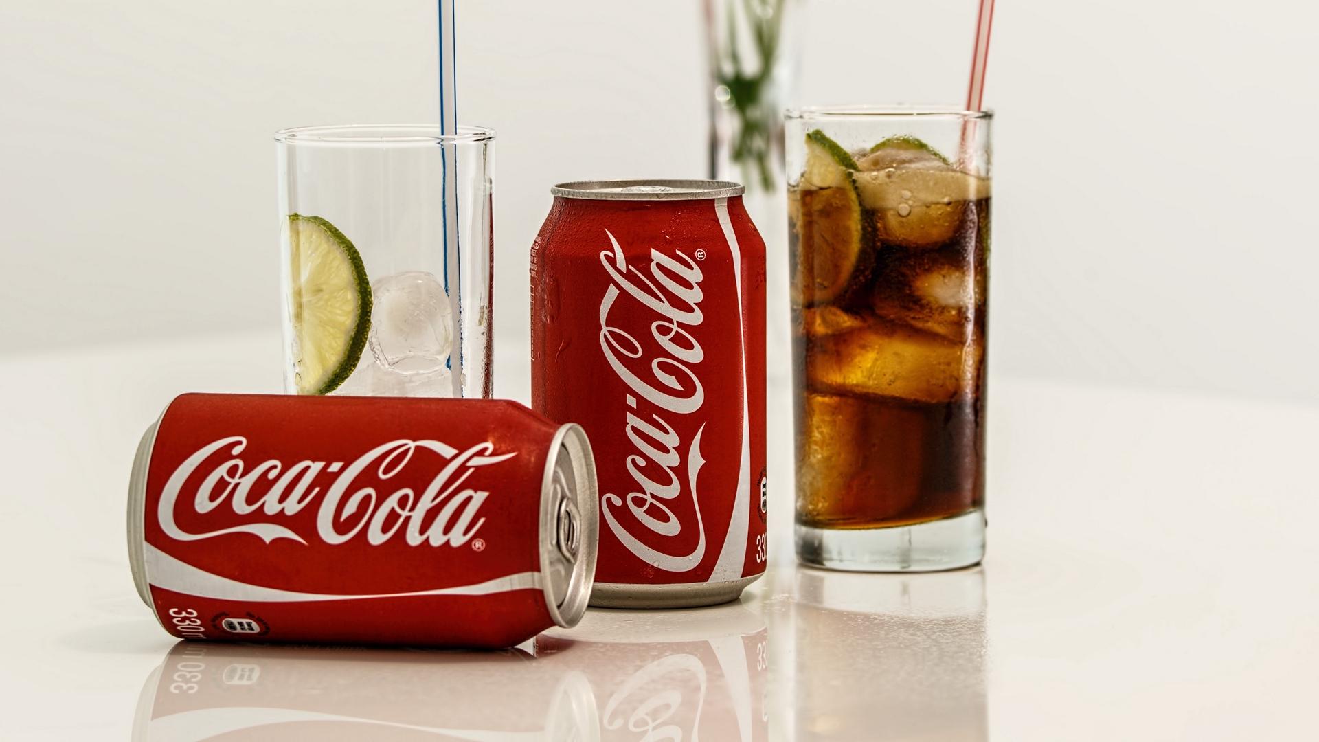 coca cola soda desktop wallpaper 71886
