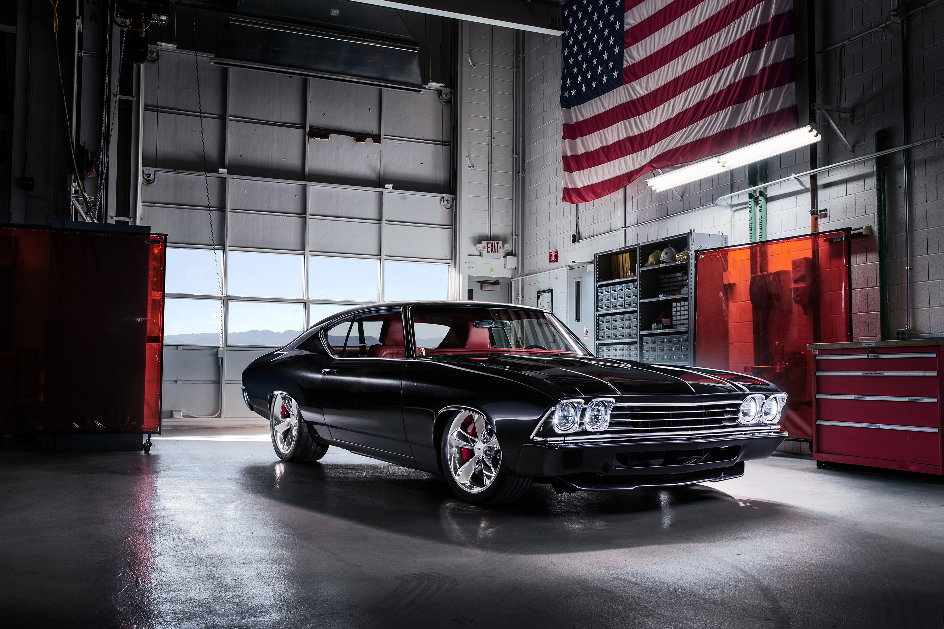 muscle car background wallpaper hd 70491